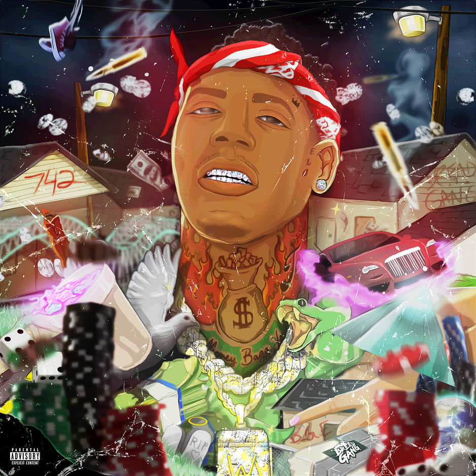 Moneybagg Yo - 'Bet On Me'