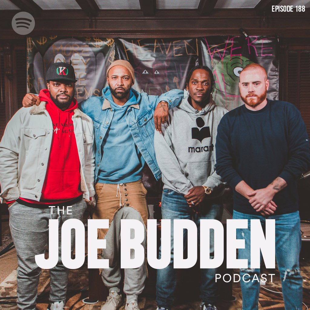The Joe Budden Podcast (w/ Pusha T)