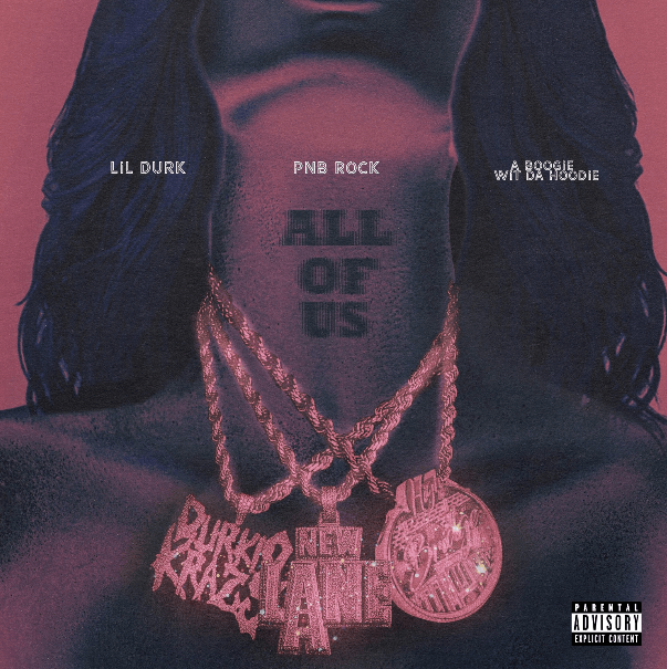 "PnB Rock ""All Of Us"""