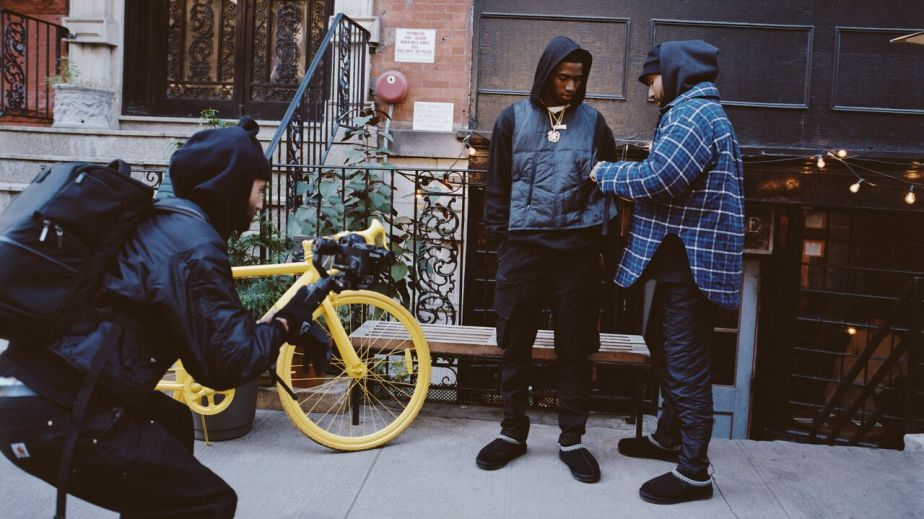 8f5c2a4bfa5 Footaction Taps Christian Combs, Matthew Henson & Shaniqwa Jarvis ...