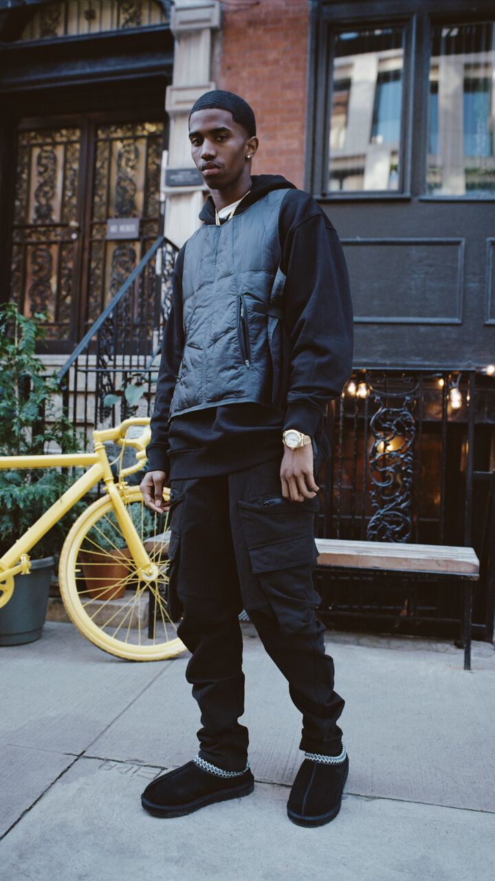 Footaction Taps Christian Combs Matthew Henson Amp Shaniqwa