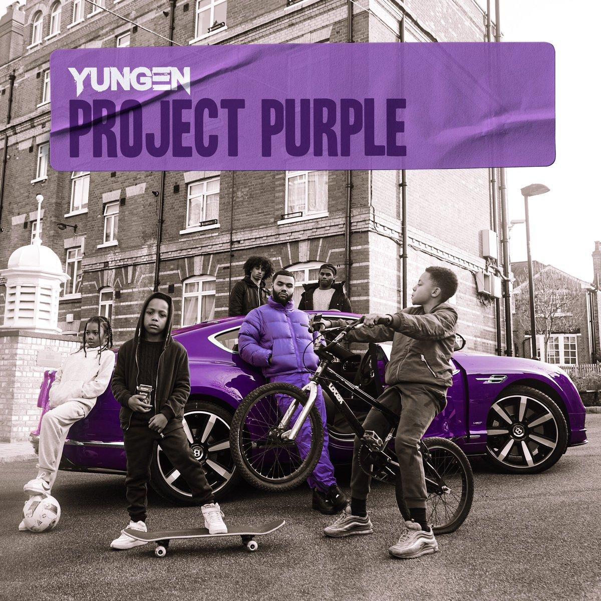 Yungen 'Project Purple'