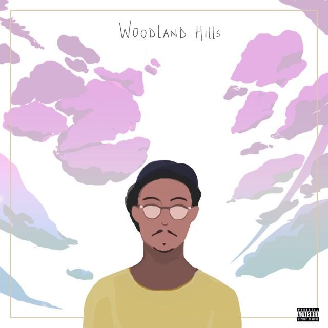 DylAn Woodland Hills Cover Art