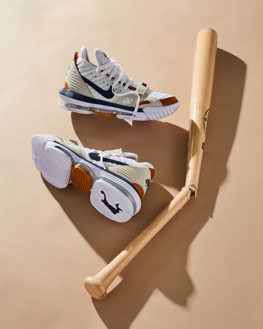 c2d5b69f309 The  Medicine Ball  Nike LeBron 16