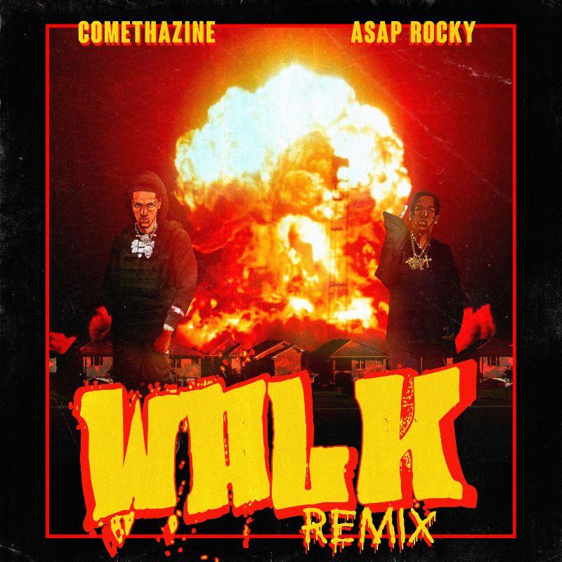 Comethazine & A$AP Rocky