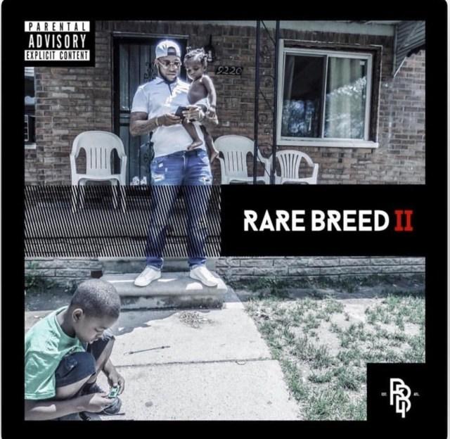 Donnie B -Rare Breed II