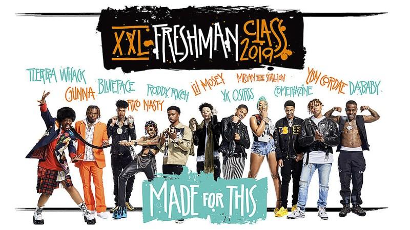 Image result for xxl freshman list 2019