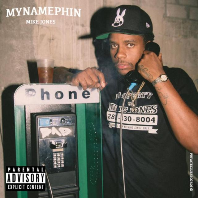 MyNamePhin Mike Jones Single Release