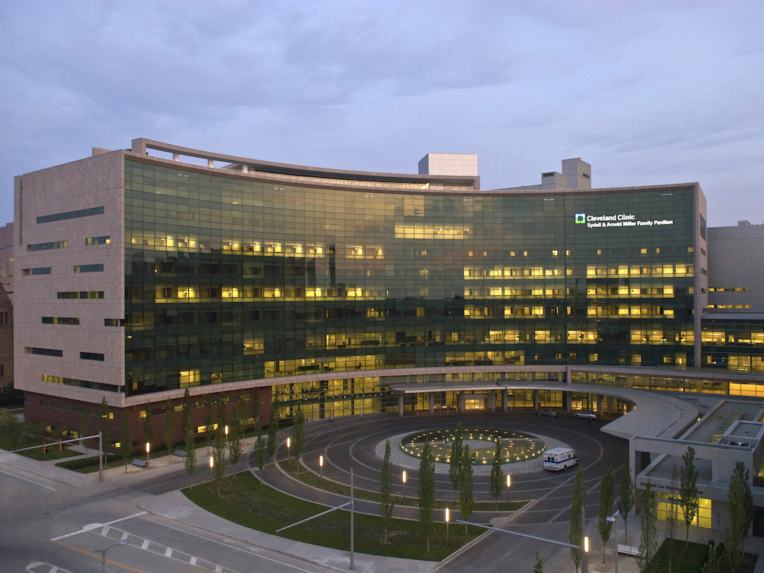Cleveland Clinic, home of Dr. Mark Hyman