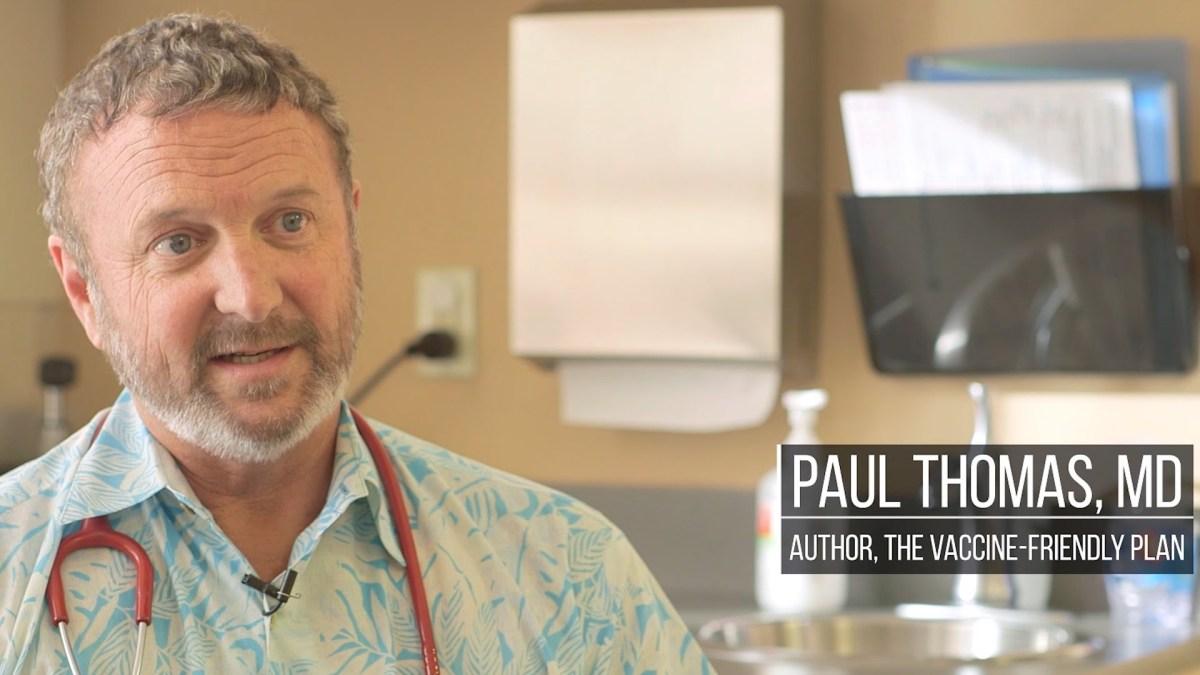 Dr. Paul Thomas