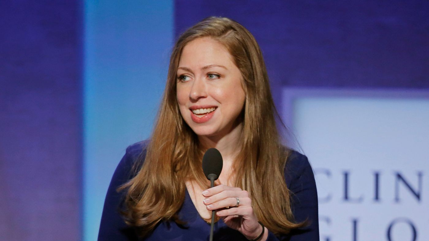 Thank You Chelsea Clinton For Speaking Out Against Andrew