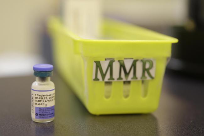 Brooklyn measles outbreak of 2013
