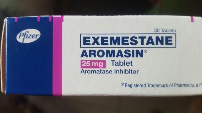 Aromasin: Aromatase inhibitors