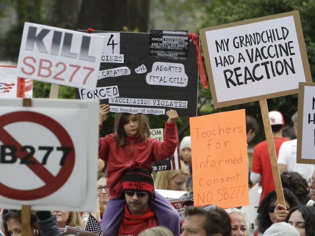 SB 277 and personal belief exemptions (PBEs)