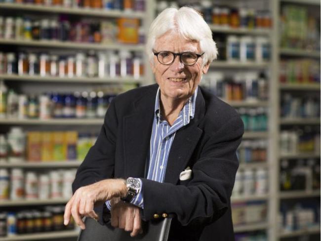 W. Gifford-Jones, a.k.a. Dr. Ken Walker