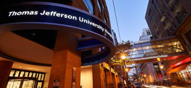 Thomas Jefferson University Hospitals
