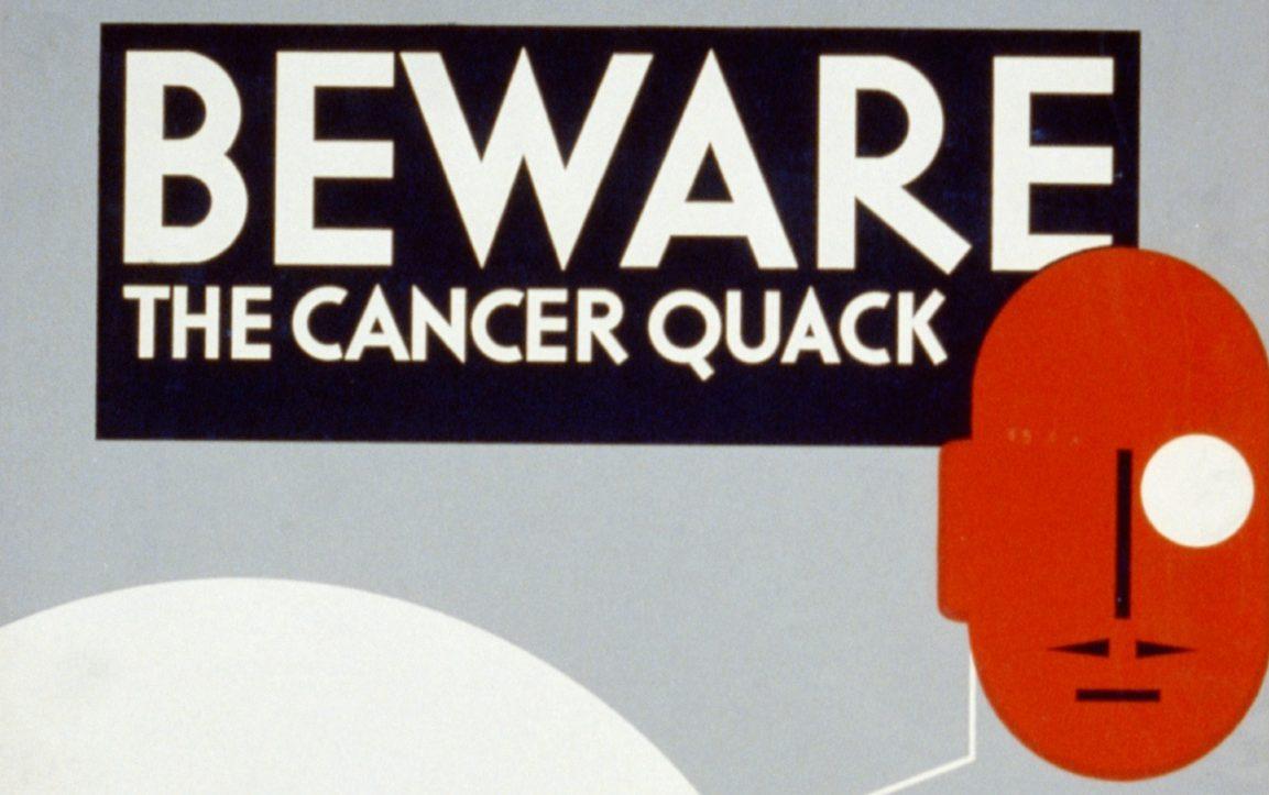 Ranjana Srivastava on cancer quackery