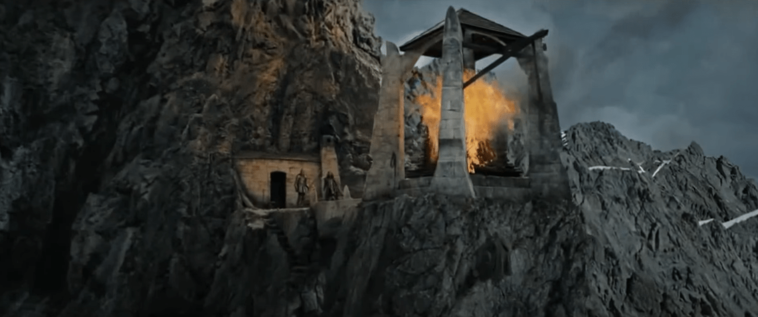 Chad Hermann: Lighting the signal fires of Gondor
