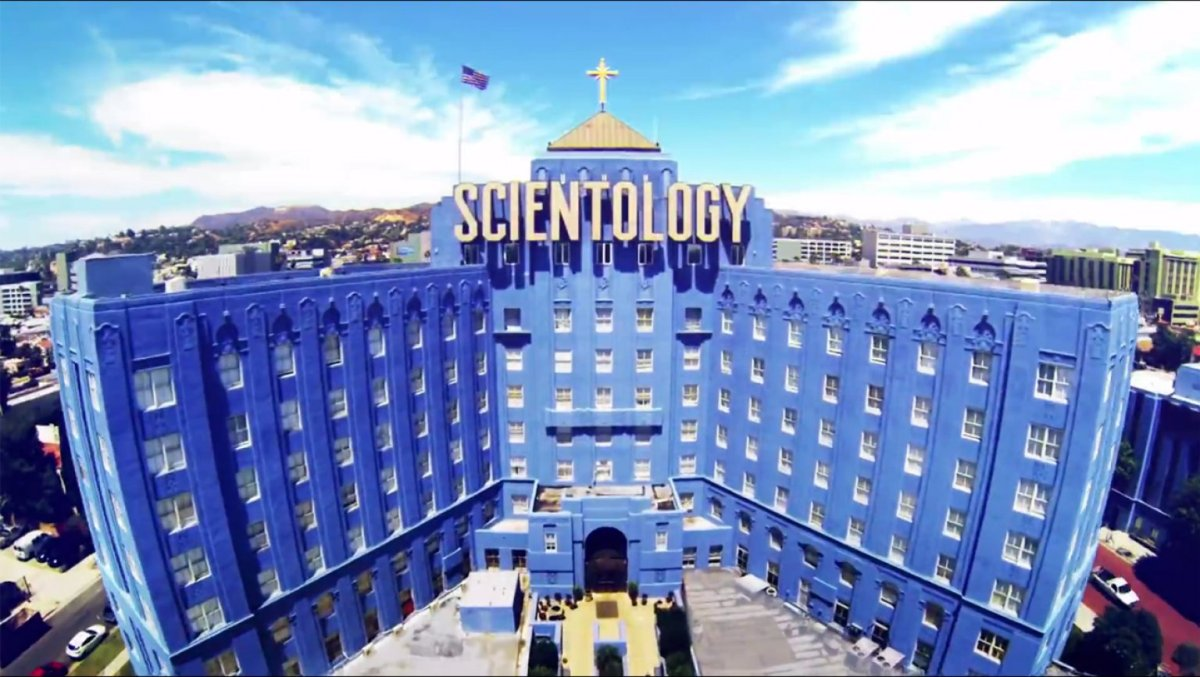 Scientology versus SB 276