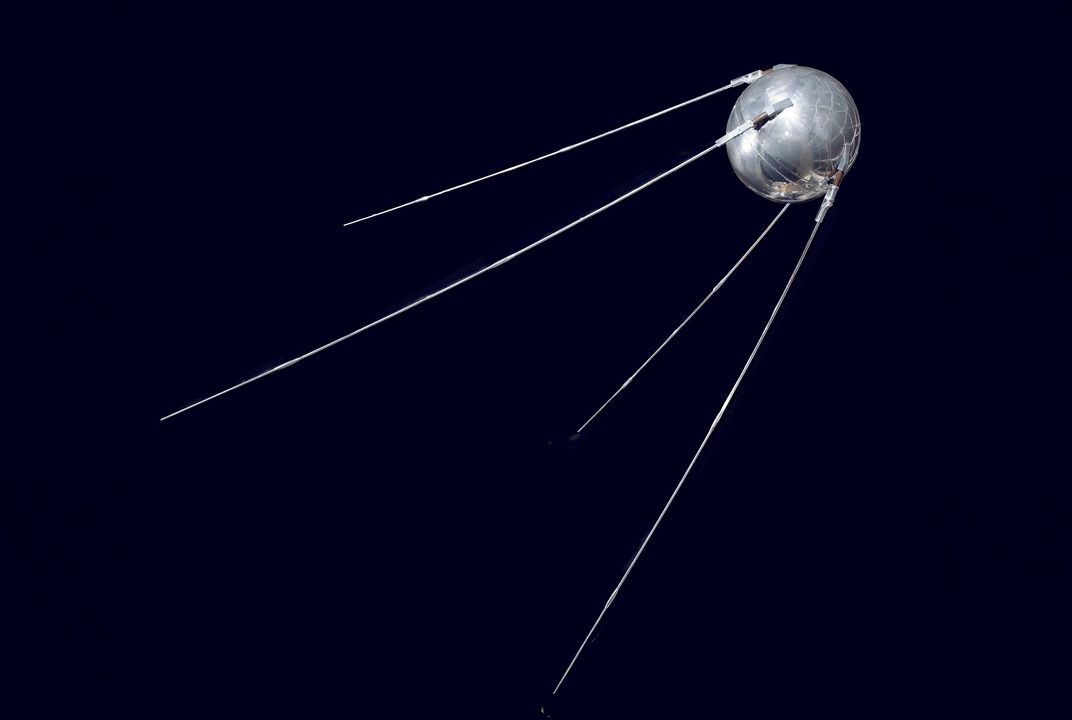 Sputnik-V is not like the original Sputnik, except politically