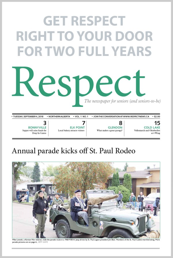 Respect 2 Year Print Subscription