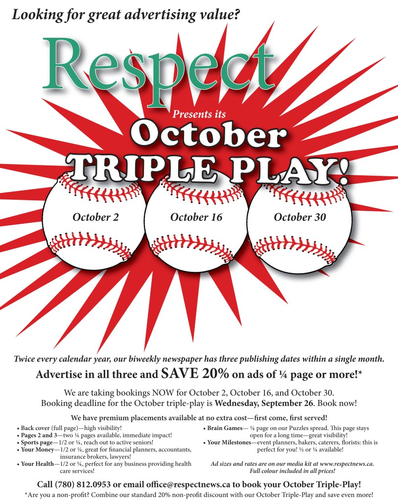 Respect Triple Play