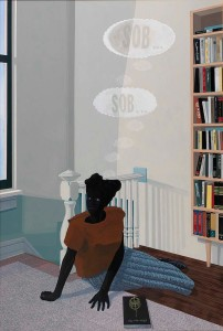 Kerry James Marshall Sob Sob