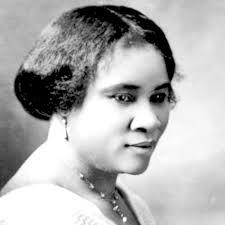 Madame C J Walker-Five Black Women in History You Should Know