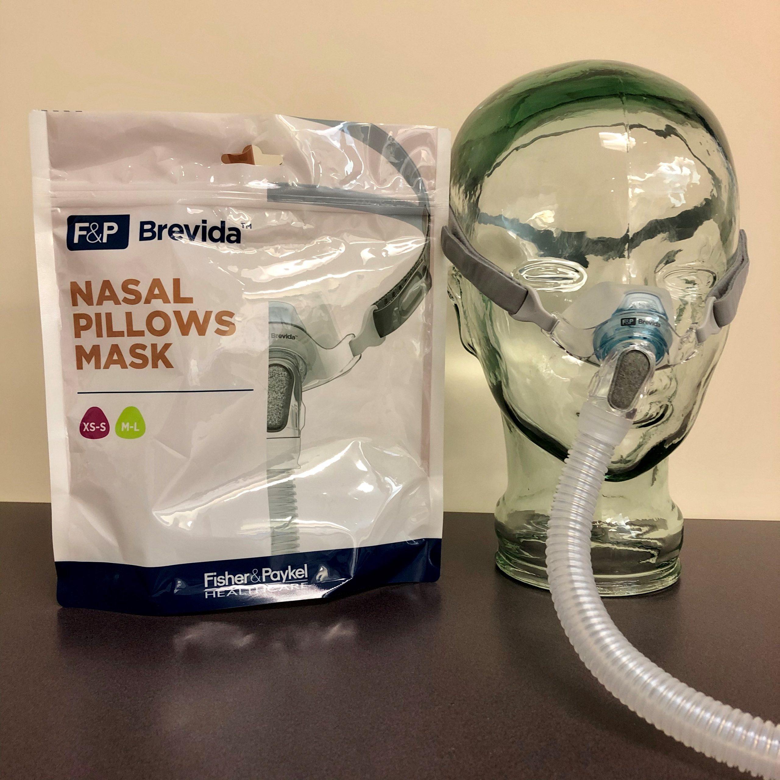 brevida nasal pillow mask