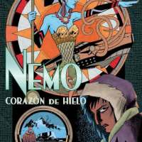 The League of Extraordinary Gentlemen Corazón de Hielo (Alan Moore)