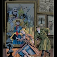 The League of Extraordinary Gentlemen Dossier Negro (Alan Moore)