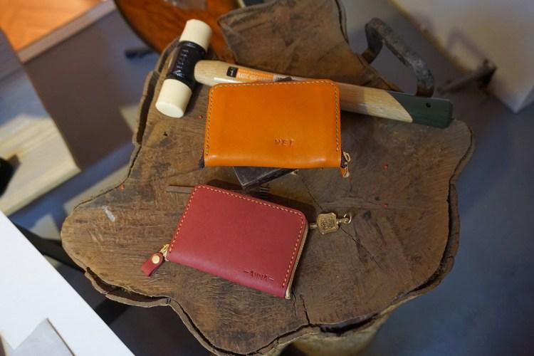 台中》精明商圈 Handiin 日本手工袋包|體驗工坊一日課程 – 製作專屬皮夾