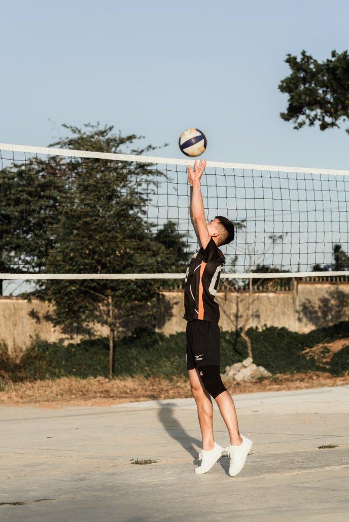 Pemain Bola Voli Dan Tugasnya : pemain, tugasnya, Jumlah, Pemain, Beserta, Tugas, Tugasnya