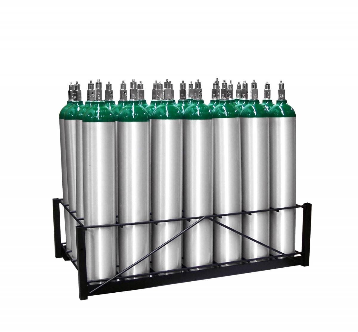 28 Cylinder D E M9 Rack