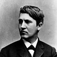 """Résultat de recherche d'images pour """"Thomas Edison, inventeur et industriel américain"""""""