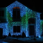 Photo Video Clips The Color Mixing Christmas Light Project