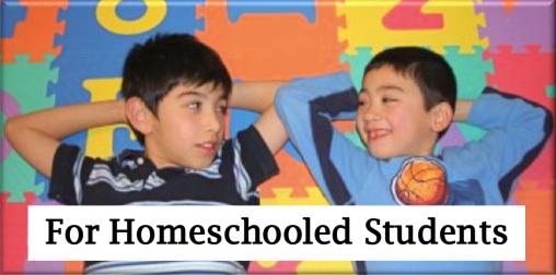 Homeschooled Students