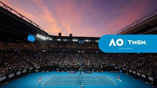 Australian Open Welcomes New Trading Sponsor TMGM