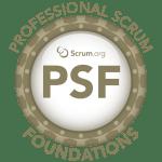 Scrum.org Professional Scrum Foundations (PSF)