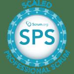 Scrum.org Scaled Professional Scrum (SPS)
