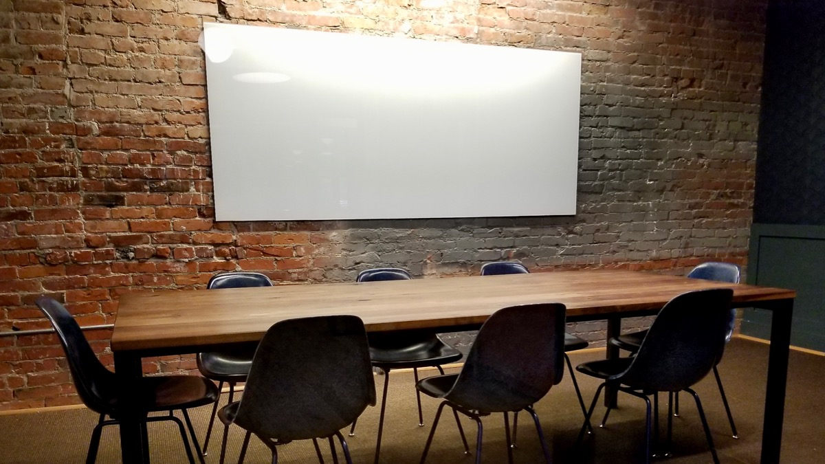classroom for professional scrum classes