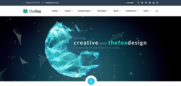 thefox-wordpress-responsive-theme-slider1