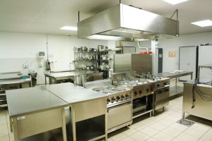 Clean and Sanitize to Stop Foodborne Illness