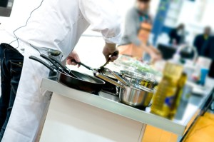 chef-making-food-in-restaurant