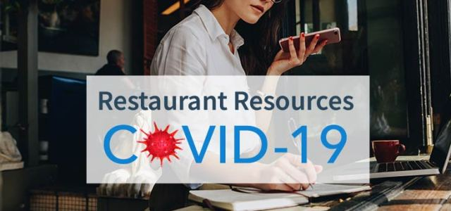 COVID-19 Restaurant Resources