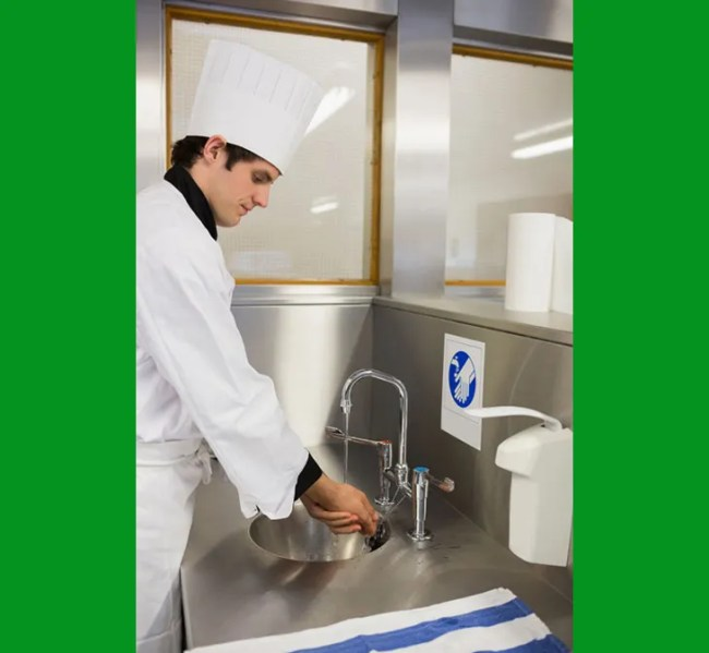 Double Hand Washing Is an FDA Food Code Rule   ResproFSP.com