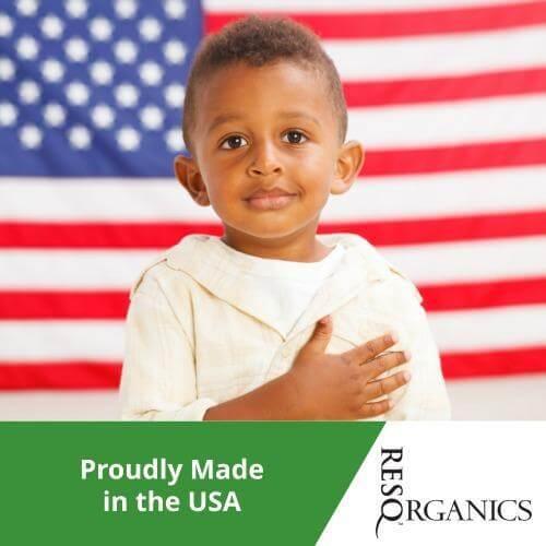 Gentle Baby Face & Body Wash - ResQ Organics Pets