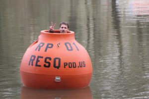 rescue-pod-in-use