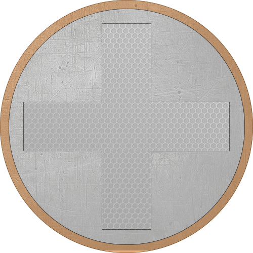 Badge certification Médicale : Bronze