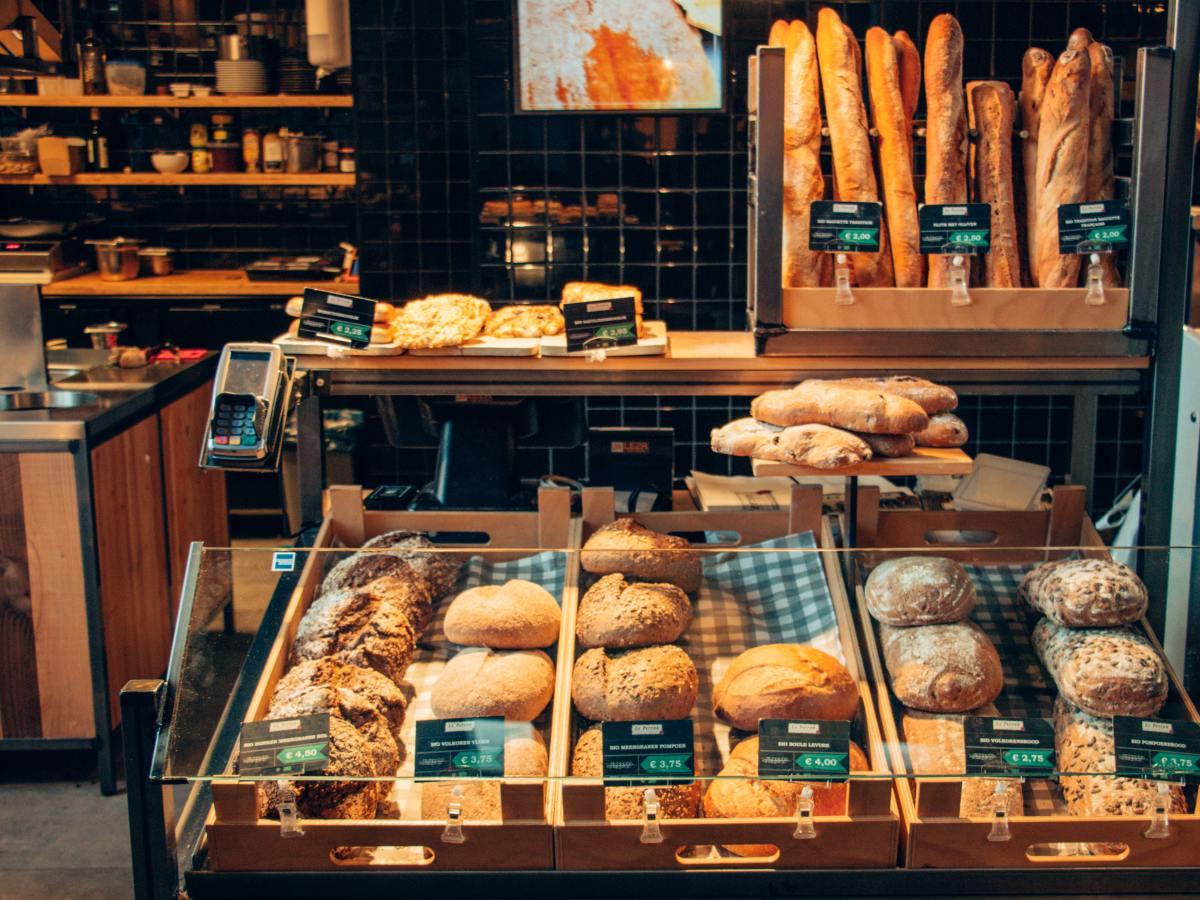 Caisse boulangerie